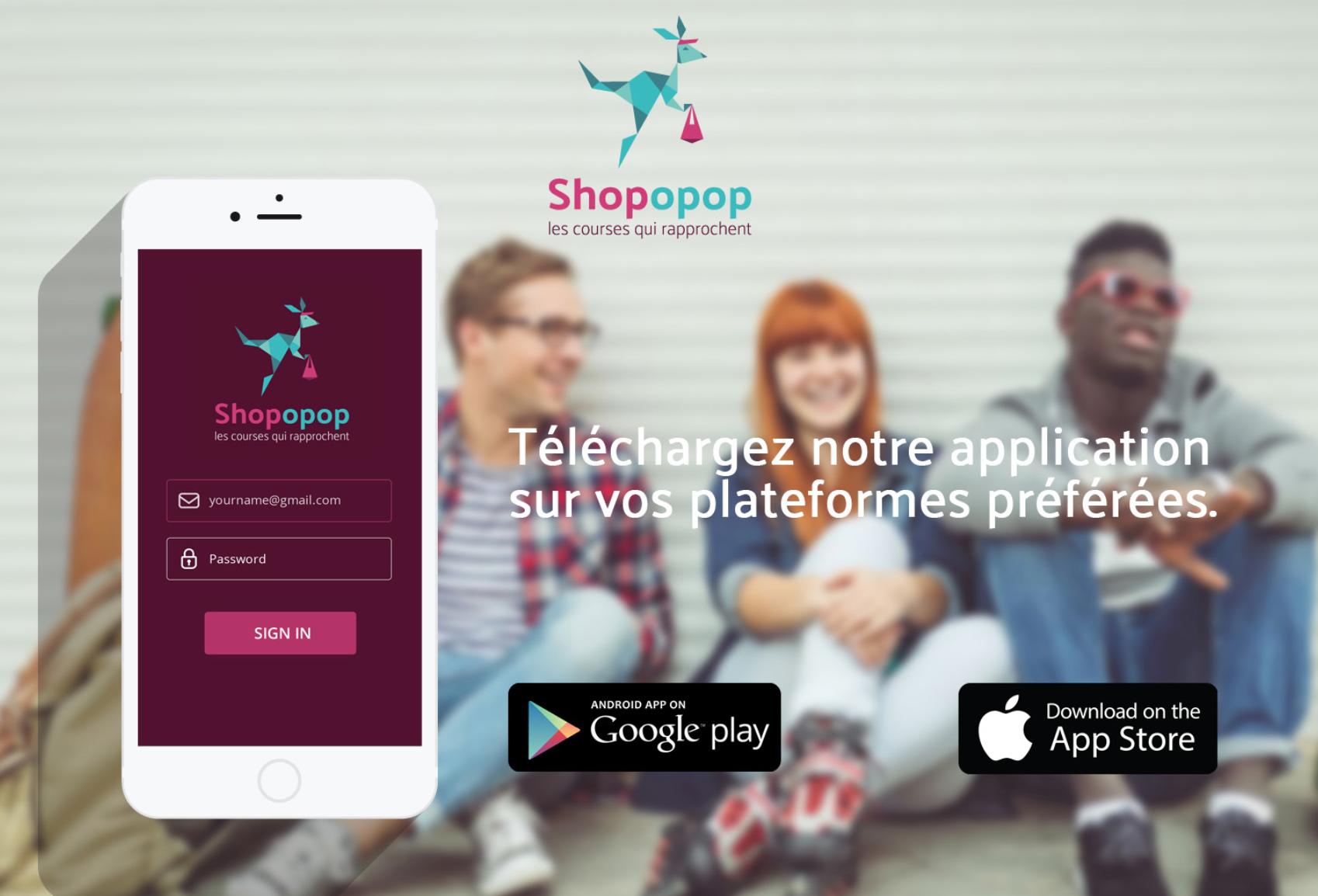 Shopopop
