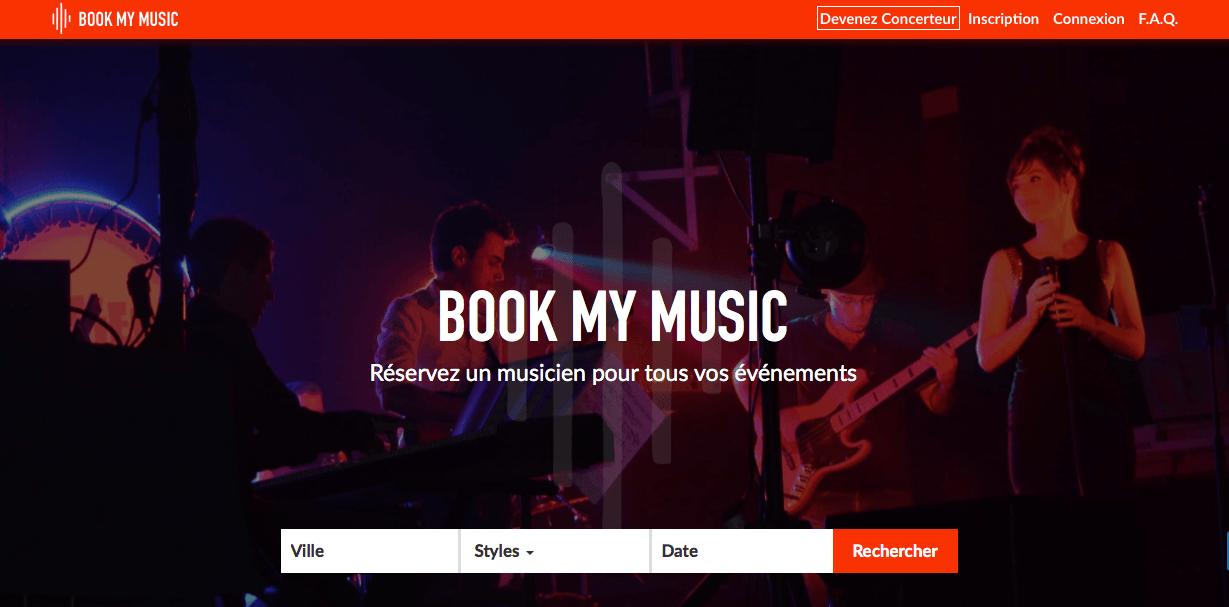 bookmymusic